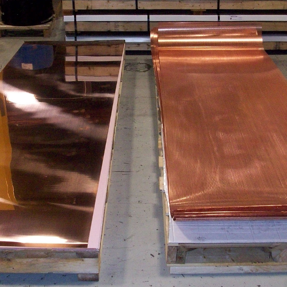 Copper perforating