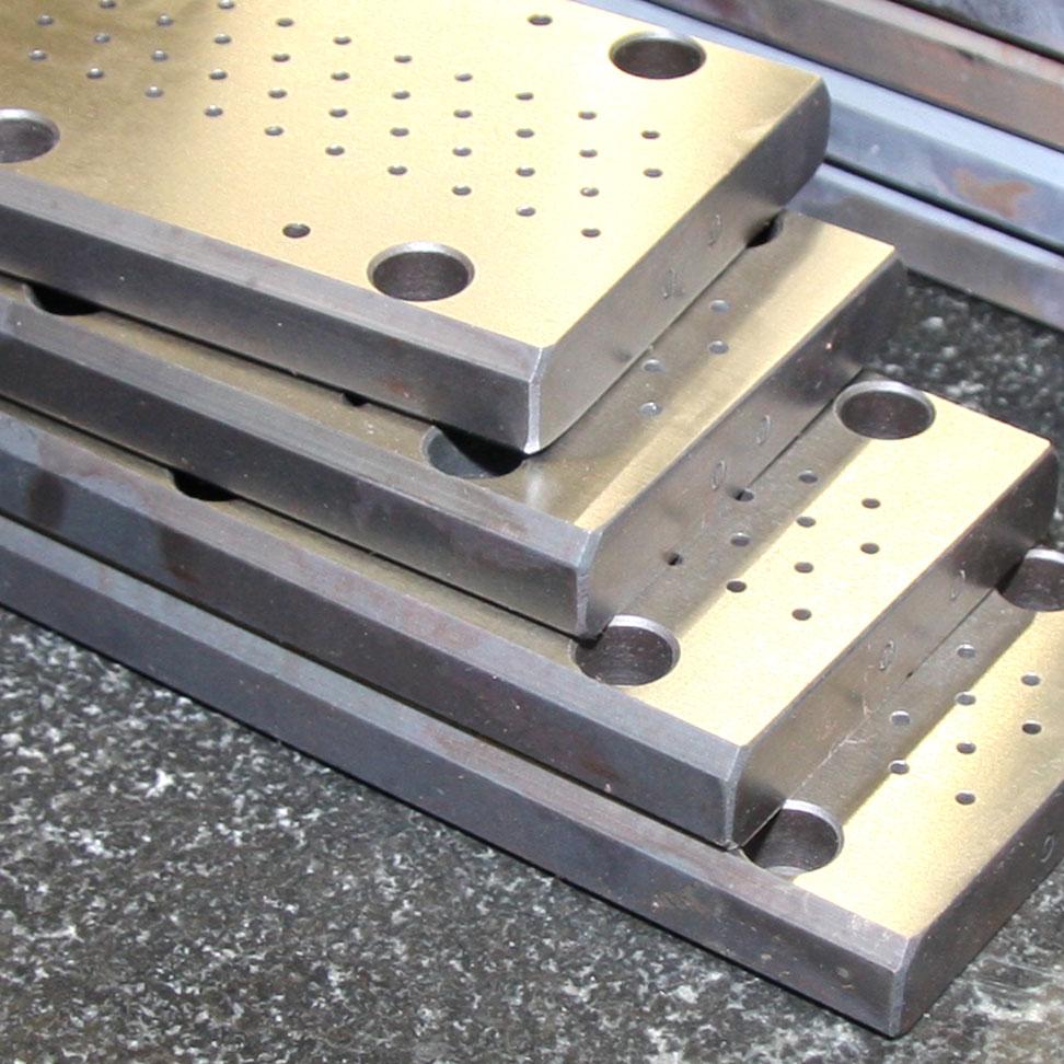 Custom perforation tools
